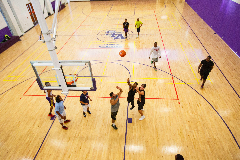 Basketball Team Intramural